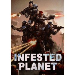 Infested Planet - Trickster's Arsenal (DLC) Steam Key GLOBAL