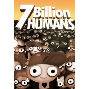 7 Billion Humans Steam Key GLOBAL