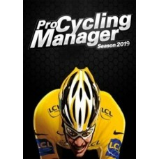 Pro Cycling Manager 2019 Steam Key GLOBAL