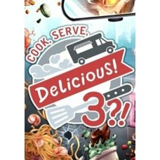 Cook, Serve, Delicious! 3?! Steam Key GLOBAL