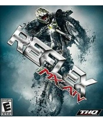 MX vs ATV Reflex Steam Key GLOBAL