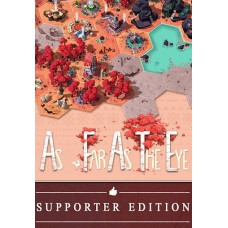 As Far As The Eye - Supporter Edition Steam Key GLOBAL