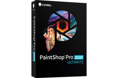 Corel PaintShop Pro 2020 Ultimate - Süresiz