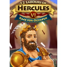 12 Labours of Hercules VI: Race for Olympus Steam Key GLOBAL
