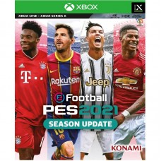 eFootball PES 2021 SEASON UPDATE STANDARD EDITION Xbox Series X|S Xbox One Game