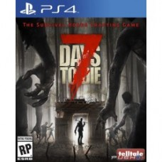 7 Days to Die PS4 PS5