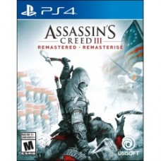 Assassin's Creed III: Remastered PS4 PS5