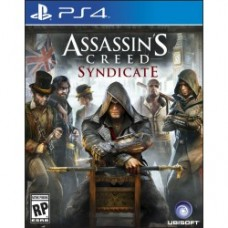 Assassin's Creed Syndicate PS4 PS5