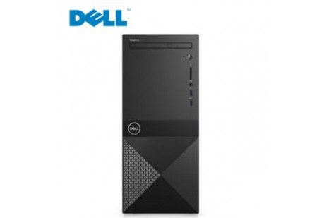 DELL VOSTRO 3671 N204VD3671EMEA01_U I3-9100 4GB 1TB  SIYAH + WİNDOWS 10 PRO + OFFİCE 2019 PRO + ESET ANTİVİRUS 1 YIL