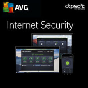AVG Internet Security & Antivirus 2019 [İKİSİ BİR ARADA!] - 1 Yıl