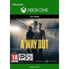 A Way Out (Xbox One) Xbox Live Key GLOBAL